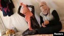 جنگجویان داعش صدها دختر ایزدی عراق را بردۀ جنسی گرفتند