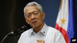 菲律宾外交部长亚赛