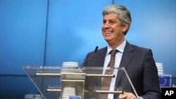 Mário Centeno, ministro de Finanzas de Portugal es el nuevo presidente del Eurogrupo, en reemplazo del holandés Jeroen Dijsselbloem, quien ejerció el cargo por cinco años. Centeno asumirá el 13 de enero de 2018.