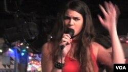 Elenor Sajg, pevačica bluza iz Izraela