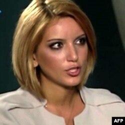 """Katja Kotrikadze, urednica """"Vesti sa Kavkaza"""" studirala je žurnalistiku u Moskvi."""