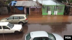 Inundações causam problemas em Bissau