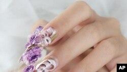 Vietnam Nails Montage