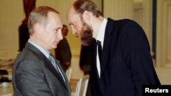 Владимир Путин, Сергей Пугачев (архивное фото)