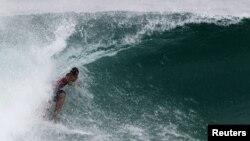 Por ahora toda actividad deportiva o de pesca están restringidas en Hawai mientras se garantiza que no llegarán nuevas olas producto del sismo en Canadá.