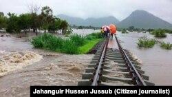 Chuva excessiva em Nampula causa 4 mortos