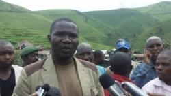 Reportage de Charly Kasera sur l'interdiction de la marche de l'opposition dans le Nord-Kivu