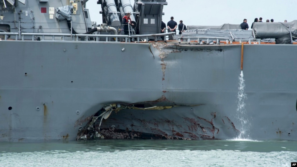 US Navy Recovers Body of Second Missing Sailor After Collision