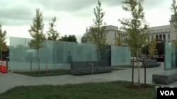 Đài kỷ niệm Thương binh Mỹ trong thủ đô Washington