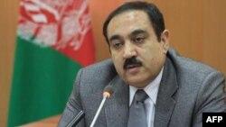 مجتبی پتنگ، وزیر داخله افغانستان