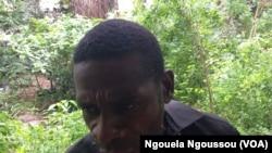Pasteur Richard Bokodi, autochtone de la Likouala, Congo-Brazzaville, 29 novembre 2017. (VOA/Ngouela Ngoussou)