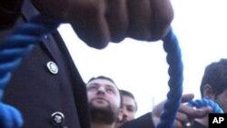 ایران: اسرائیل کے لیے جاسوسی کے جرم میں ایک شخص کو پھانسی