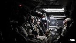 Москва разрешила транзит натовских БМП в Афганистан