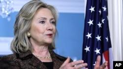 Secretary of State Hillary Rodham Clinton, Jun 2, 2011