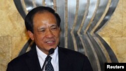 Tân Tổng Thư ký ASEAN Lê Lương Minh.