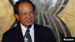 新任東盟秘書長黎良明