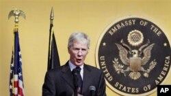 راین کراکر سفیر ایالات متحده در کابل