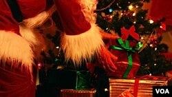 El objetivo es que los ayudantes también diseminen el significado de la Navidad.