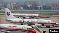 တရုတ္ေလေၾကာင္းလုိင္းတခုျဖစ္တဲ့ China Eastern Airlines