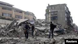 Posledice zemljotresa koji je pogodio severozapad Irana