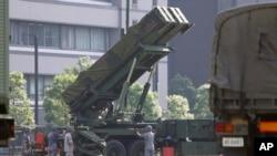 Missiles de type Patriot