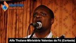 """""""A esperança já se esgota de tanto esperar"""", o desabafo de Alfa Thulana - 17:16"""