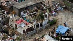 Bão Matthew đã làm hàng trăm người thiệt mạng ở khu vực Biển Caribe, trong đó có ít nhất 300 người ở Haiti.