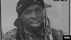 Shugaban Kungiyar Boko Haram Abubakar Shekau