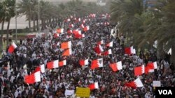 Para aktivis unjuk rasa anti-pemerintah dituduh melakukan perbuatan makar dan dijatuhi hukuman berat (foto: dok).