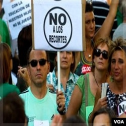 Financijska kriza se približava i Španiji