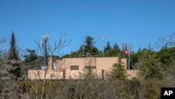 Ambasade ya Koreya ya Ruguru i Madrid muri Espanye