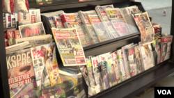 Tržište oglašavanja i sloboda medija u Srbiji, Foto: Glas Amerike
