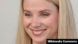 CEO mới của Yahoo Marissa Mayer