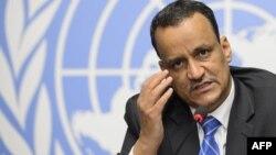 联合国也门特使伊斯梅尔·奥尔德·谢赫·艾哈迈德