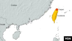 台湾岛地图