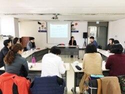[헬로서울 오디오] 탈북민 직업 능력 돕는 '재직자 교육'