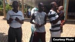 Abanyarwanda bavuye muri Zambiya nyuma yo guhohoterwa
