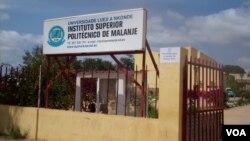 Instituto Superior Politécnico de Malanje