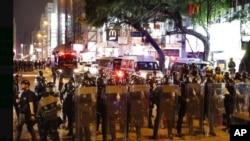 China acusa Grâ Bretenha de interferência nos assuntos internos do território