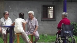 China's Elderly Need Beds, Caregivers