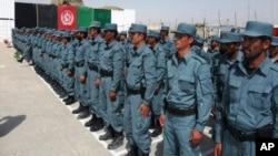 افزایش سطح باسوادی در صفوف پولیس ملی افغانستان