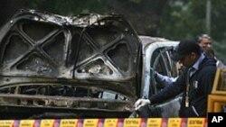 اسرائیلی گاڑی پر بم حملے کے بعد بھارت ایران تعلقات