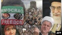 İranda nümayiş zamanı həbs edilmiş Faizə Rəfsəncani azad edilib(YENİLƏNİB)