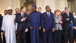 Sahel Jamana Cincin Fuga 5 ni Fransi Jamana Ɲɛnman Macron Ka Pau Lajɛrɛ Laben