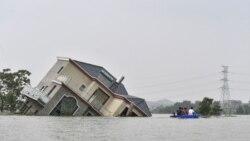 中國網絡觀察:洪水的頌歌