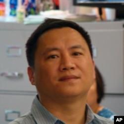 天安门事件学生领袖王丹