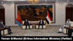 Prezidaantiin Ertraa fi Sudaan