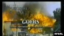 Sarajevo u plamenu - snimak prikazan na suđenju Ratku Mladiću