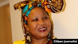 Zimbabwean music sensation Busi Mhlanga.