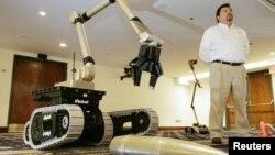 Боевой робот Warrior X700 компании iRobot